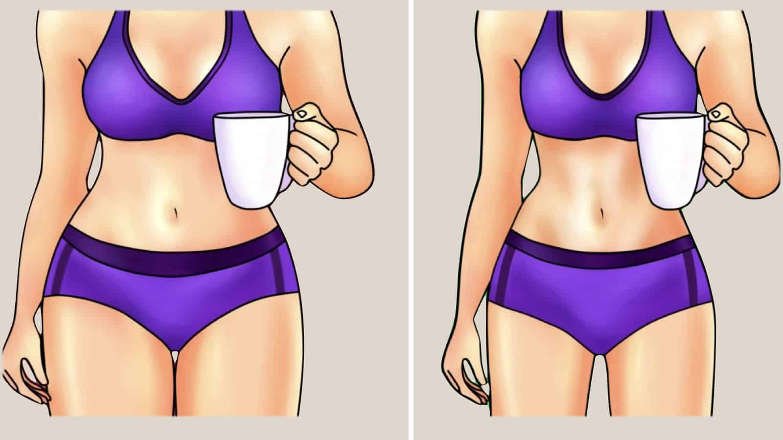 Burn Stomach Fat