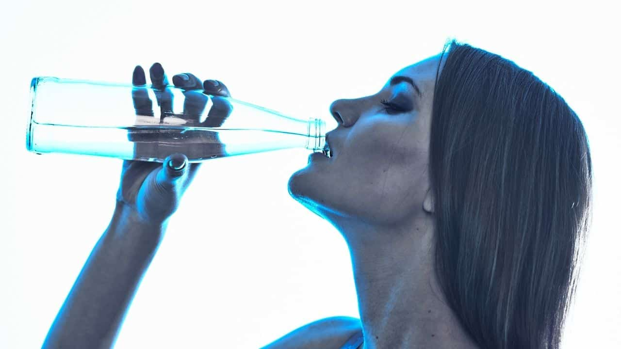 Excessive thirst may be a sign of high blood sugar