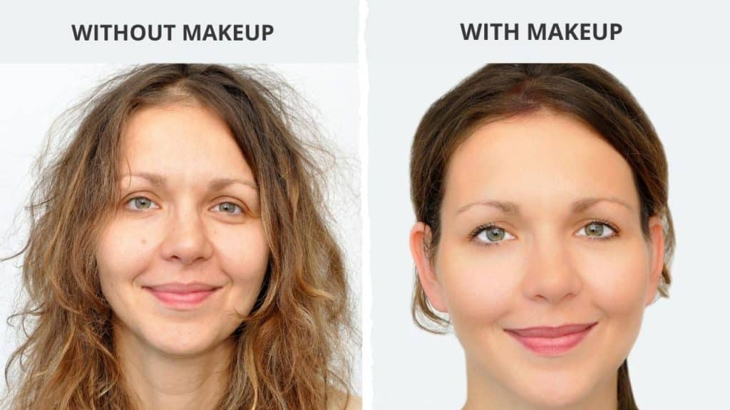 What Happens to You When You Stop Wearing Makeup