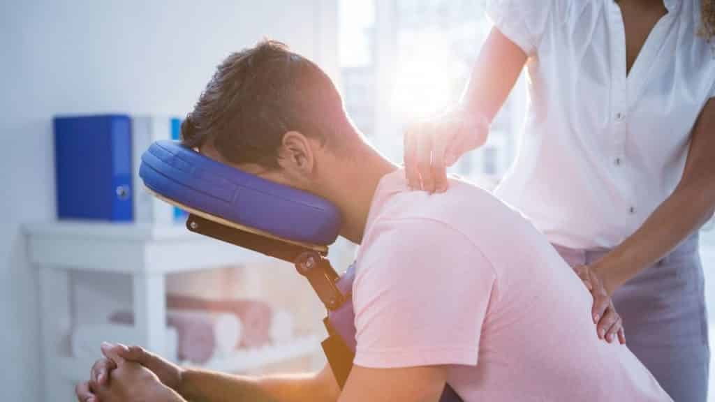 Massage help eases arthritis pain and reduce tension.